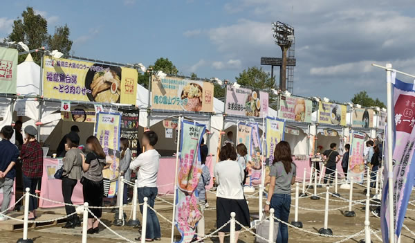 ラーメン女子博 in 大阪2018