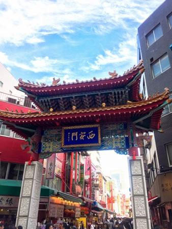 神戸中華街 (南京町)