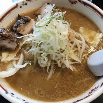 味噌ラーメン専門店 狼スープ